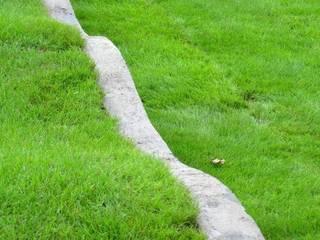 Bioarchitektura - Ogrody, Krajobraz, Zieleń we wnętrzach Minimalist style garden
