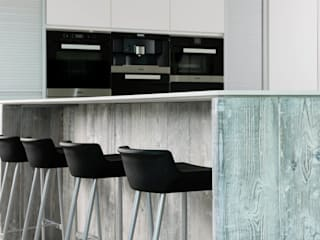 مطبخ تنفيذ Terry Design