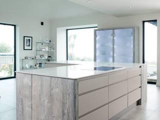 Driftwood Kitchen: modern Kitchen by Terry Design