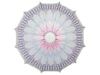 Plafon Mandala kolor (mały): styl , w kategorii  zaprojektowany przez Lumiforma