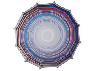 Plafon Energizer (mały): styl , w kategorii  zaprojektowany przez Lumiforma