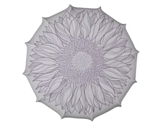 Plafon Sunflower (mały): styl , w kategorii  zaprojektowany przez Lumiforma