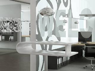 Büro:  Bürogebäude von Innenarchitektur  Schucker & Krumm