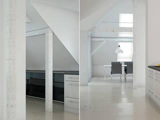 Umbau Moderne Esszimmer von Innenarchitektur Schucker & Krumm Modern