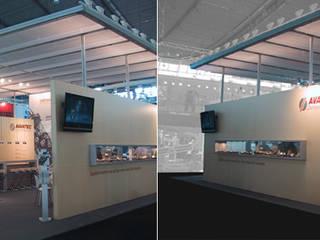 Messestand Modernes Messe Design von Innenarchitektur Schucker & Krumm Modern