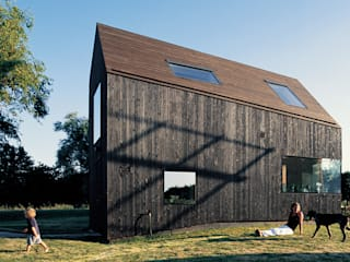 Hunsett MIll: minimalistic Houses by ACME