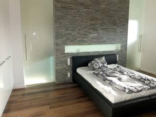 Wohnräume Moderne Schlafzimmer von Innenarchitektur Schucker & Krumm Modern