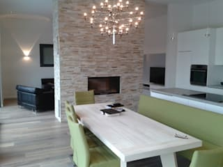 Wohnräume Moderne Esszimmer von Innenarchitektur Schucker & Krumm Modern