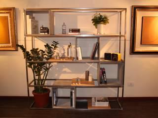 QuQu Bookshelf:  in stile  di Pillsdesign