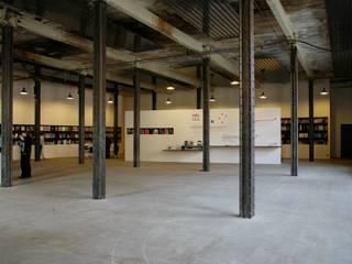 Halle 14 – Baumwollspinnerei Leipzig Industriale Museen von quartier vier Architekten Landschaftsarchitekten Industrial