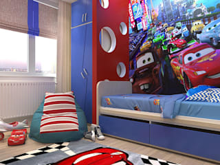 Your royal design Kamar Bayi/Anak Minimalis