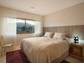 Habitación Principal: Dormitorios de estilo  por Cohen - Reig Arquitectura & Interiorismo