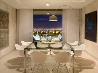 Comedor Principal: Livings de estilo  por Cohen - Reig Arquitectura & Interiorismo