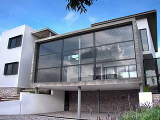 Modern houses by VG+VM Arquitectos Modern