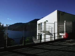 Archiluc headquarters Archiluc's - Studio di Architettura Stefano Lucini Architetto Rumah Modern