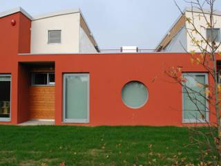 NUOVO ASILO NIDO A RUBANO (PD) Scuole moderne di Studio Rossettini Moderno