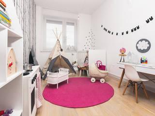 Phòng trẻ em phong cách Bắc Âu bởi ARCHISSIMA Bắc Âu