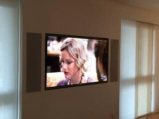 Private penthouse Archiluc's - Studio di Architettura Stefano Lucini Architetto Modern living room