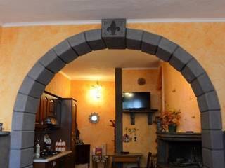 Archi e arcate:  in stile  di Basalto Creations  di Spadaccia Antonella