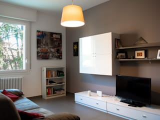 Modern Living Room by Alessandro D'Amico Modern