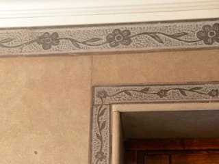 Rustic style bathroom by Basalto Creations di Spadaccia Antonella Rustic