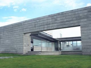 Casas de estilo  por VG+VM Arquitectos , Moderno