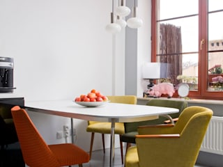 Modern living room by Pracownia Silvergrey Modern