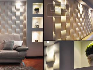 Salas de estar  por Loft Design System Deutschland