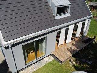 schwarz Haus:  Terrasse von schwarzID