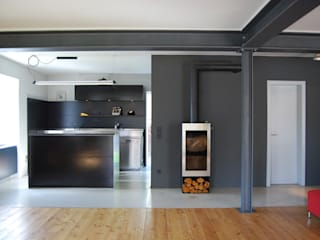 schwarz Haus:  Wohnzimmer von schwarzID