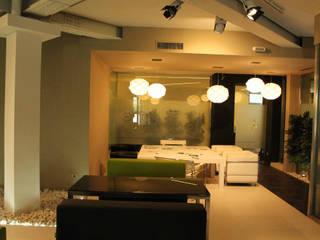 events room: Sedi per eventi in stile  di LUCIA ESPOSITO ARCHITETTO