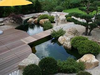 by V&S Teich, Garten und Design Asian