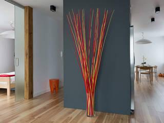Salas de estar minimalistas por Jacek Tryc-wnętrza Minimalista