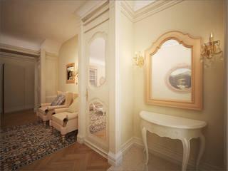 Pasillos y vestíbulos de estilo  por 16dots, Clásico
