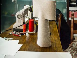 SLEEVE table lamp di metrocuadro-design Minimalista