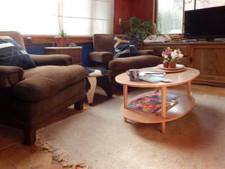 Mesa Nube Lenticular:  de estilo  por TocToc - Muebles y Objetos Argentinos,
