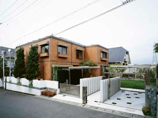 Houses by sotoDesign  株式会社竹本造園, Modern