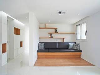 Living room by NEN