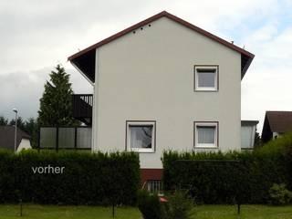 modern  by Architekturbüro Stefan Schäfer, Modern