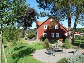 Haus Mora:  Häuser von Skan-Hus Projekt GmbH