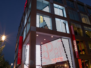 Esprit Frankfurt Corneille Uedingslohmann Architekten Oficinas y Tiendas