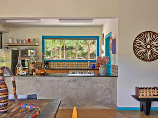 Cocinas de estilo rústico por Beth Marquez Interiores