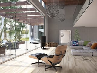 Modern living room by INTERAZULEJO Modern