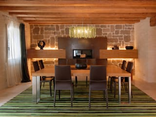 STUDIO CERON & CERON Modern dining room