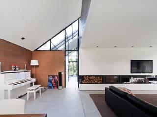 Salones de estilo  de Beltman Architecten