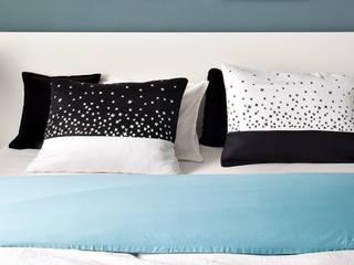 FOLK- poduszki z lnu: styl , w kategorii  zaprojektowany przez MAQUDESIGN