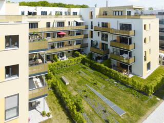 Modern Houses by Planquadrat Elfers Geskes Krämer Modern