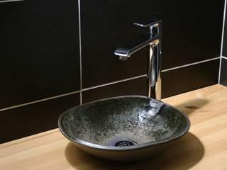vasque sur mesure:  de style  par Atelier Entre Terres