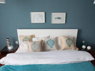 poduszki ze wzorem Lachów sądeckich: styl , w kategorii  zaprojektowany przez MAQUDESIGN