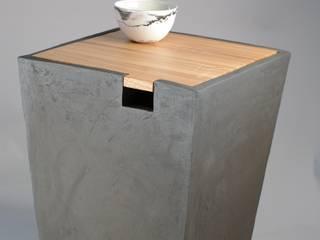 Tabou'table:  de style  par Atelier Entre Terres